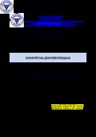 5. Konkursna dokumentacija JNMV 15 2018 NADZOR TOCKA