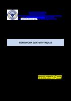 5. Konkursna dokumentacija JNMV 18 2018 NADZOR SAOBRACAJNICE 2018 20.06.2018.