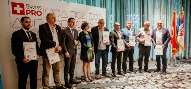 Потписан су Меморандум о разумевању у области доброг управљања са програмом Swiss PRO 1